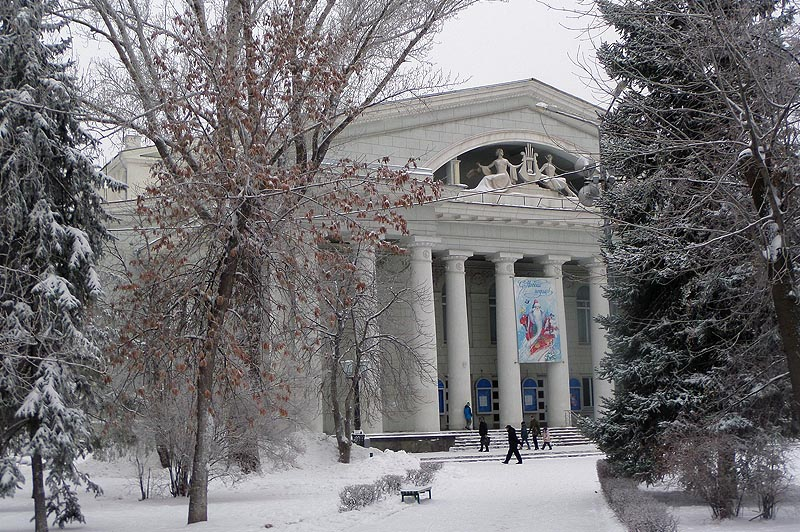 театр оперы и балета саратов