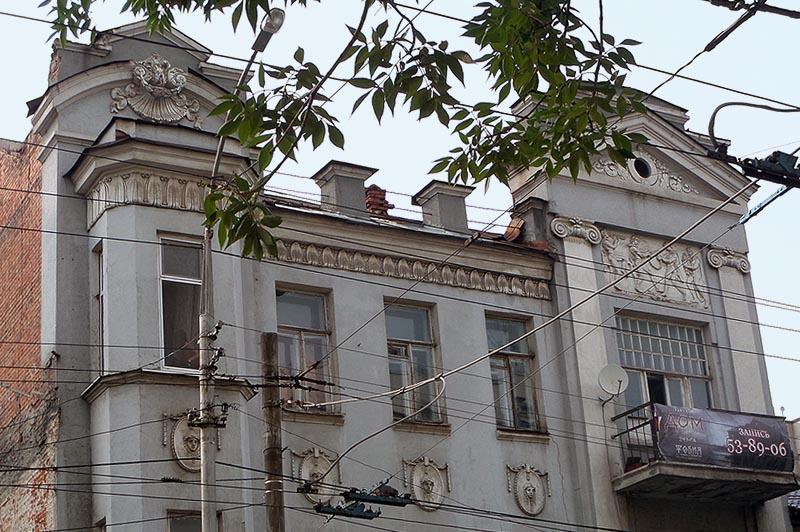 дом купца потолокова саратов
