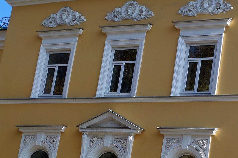 отделка здания губернской канцелярии саратов