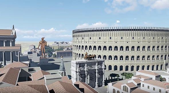 амбициозный проект императора веспасиана