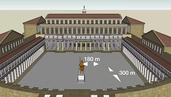 роскошная базилика ульпия