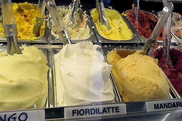 божественное мороженое
