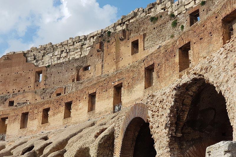 римский вклад в технологии строительства