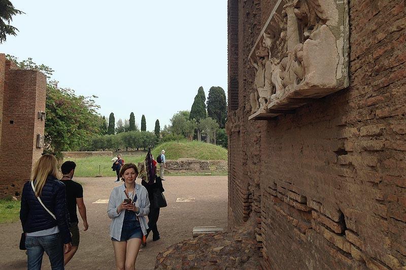 осколки римской империи