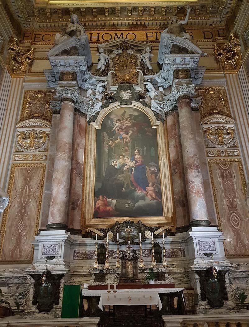 святой каэтан один из основатель ордена театинцев
