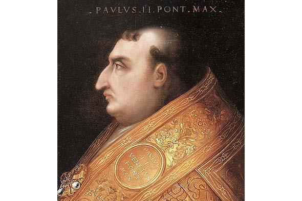 папа павел второй в миру пьетро барбо