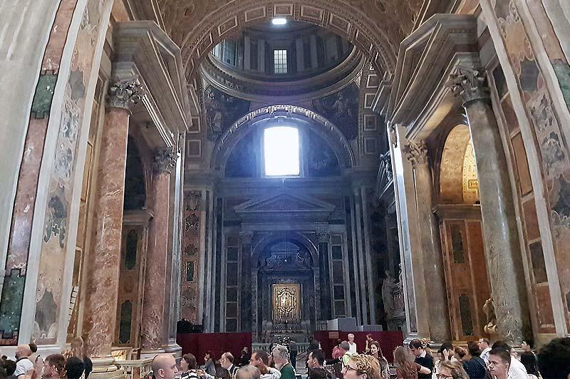 второстепенный купол собора