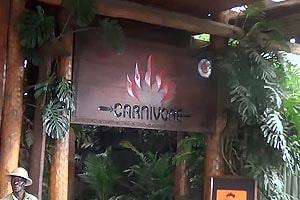 вывеска ресторана карнивор найроби кения