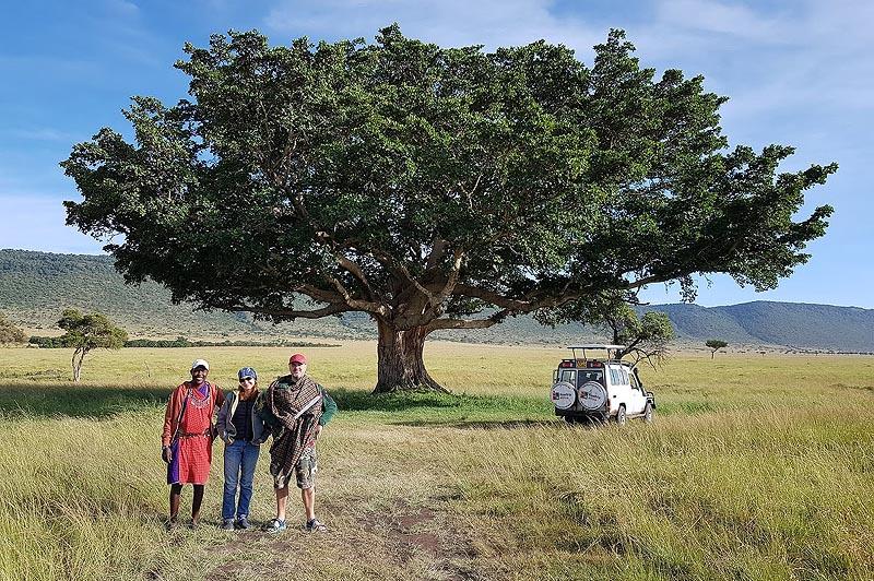 наш рейнджер принадлежит к племени масаев