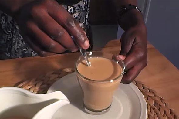 кенийцы выбирают чай