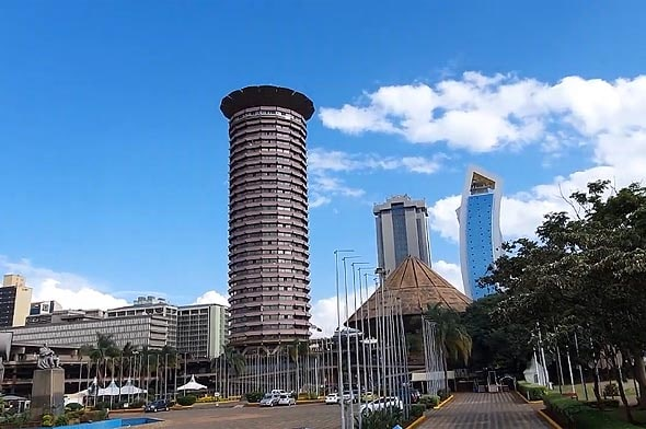 международный конференц-центр кеньятта (kicc) найроби