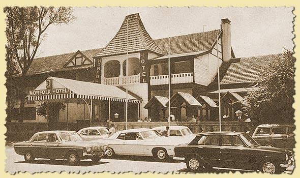 отель норфолк найроби в начале двадцатого века