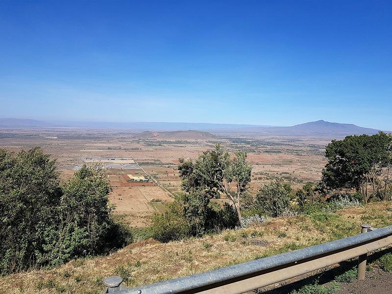 захватывающие дух пейзажи великой рифтовой долины