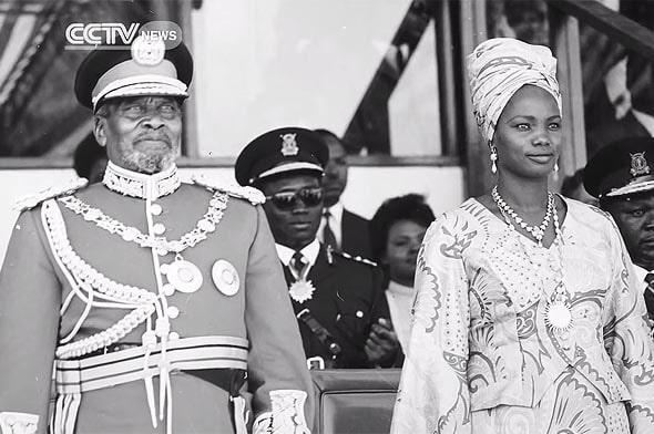 джомо кеньятта первый президент независимой кении