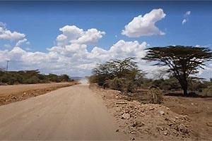 что можно увидеть по дороге в масаи мара
