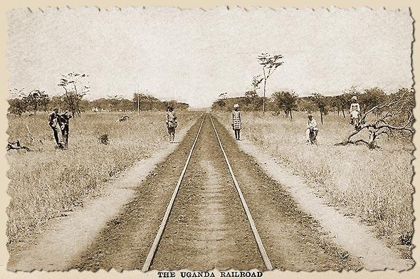 строительство железной дороги в кении
