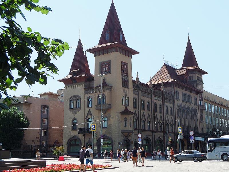 саратовская консерватория архитектурный символ города