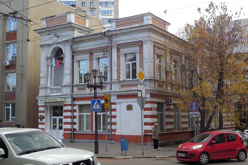 дом корбутовских саратов