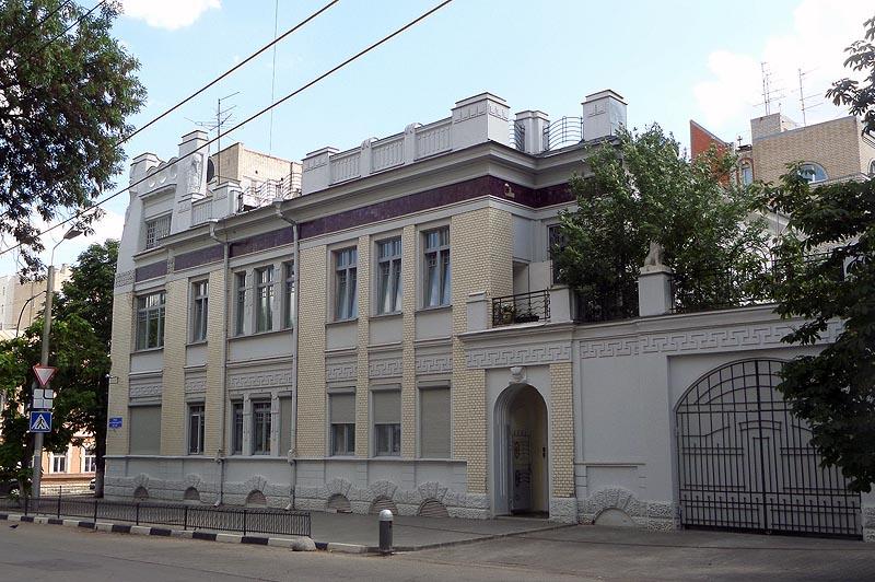 дом присяжного поверенного скворцова