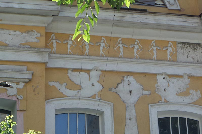дом славина фантастические египетские звери
