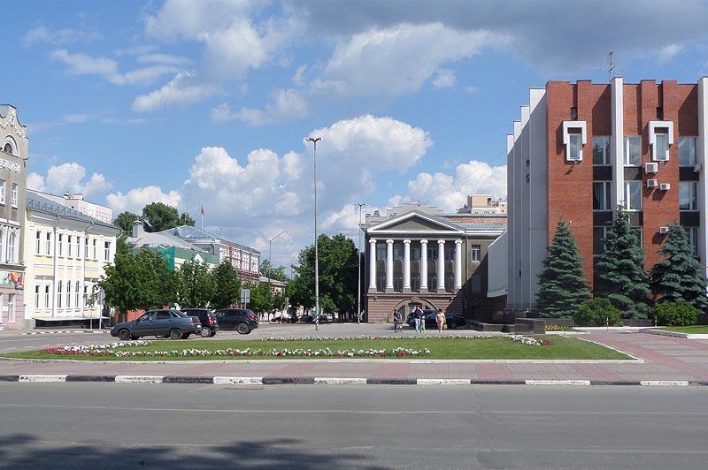 еще один корпус художественного музея имени радищева