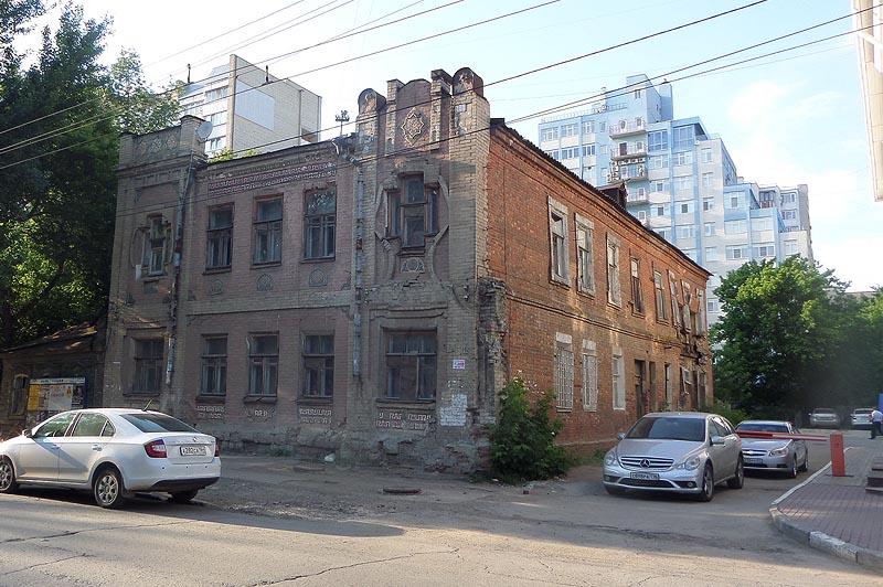 особняк иванова по проекту архитектора зыбина