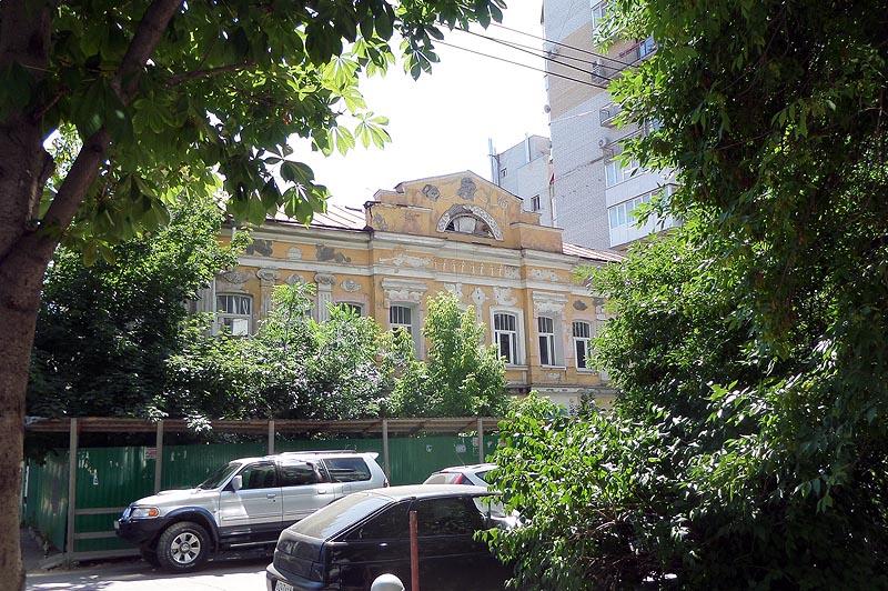 дом славина памятник культурного наследия