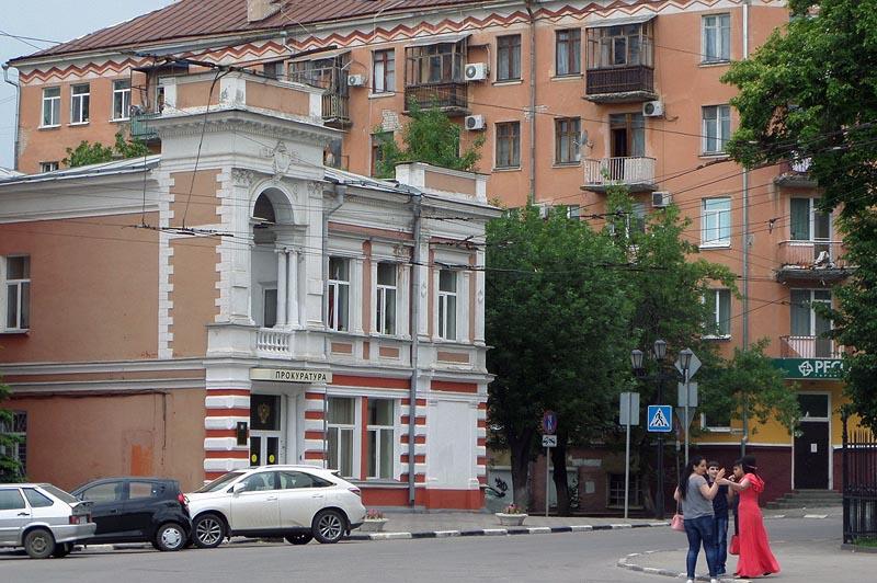 в доме корбутовских теперь прокуратура волжского района саратова