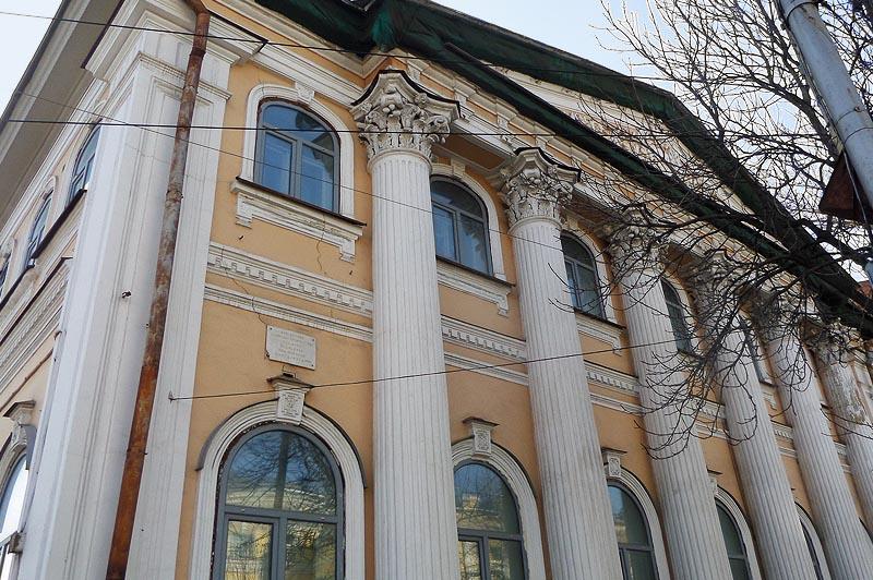 усадьба губернского предводителя дворянства скибиневского саратов