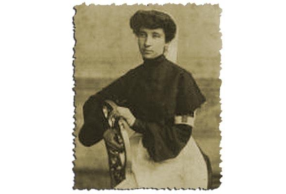 в форме крестовой сестры вера николаевна ростовцева